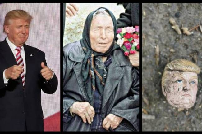¡Shocking! Baba Vanga the blind mystic Nostradamus of the Balkans predicted that Donald Trump would fall ill with Covid19 and perish, has more predictions