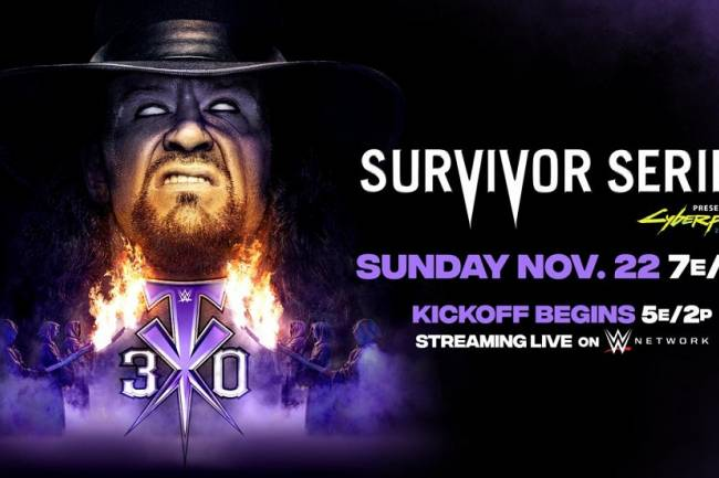 Impacto mundial tras que la WWE anunciara la despedida final de el legendario, The Undertaker en Survivor Series
