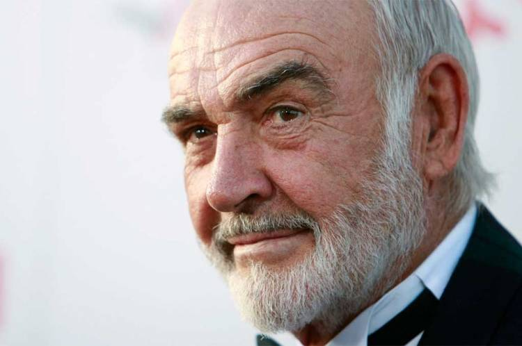 !Urgente¡ Muere actor Sean Connery