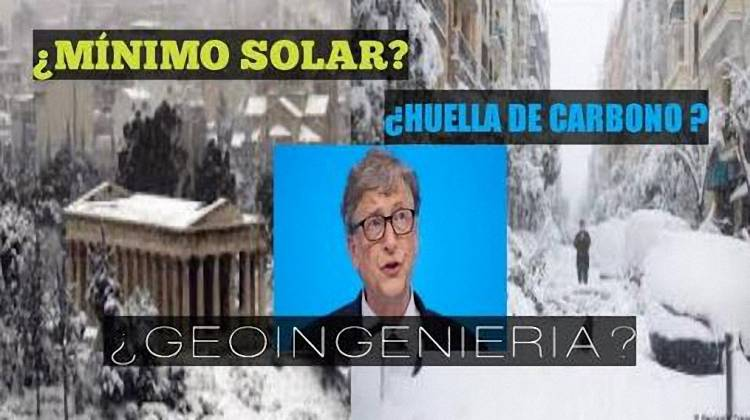 "El ""CalentaMIENTO global"" congelado de Bill Gates"